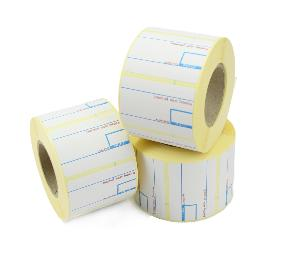 CAS compatable 2 Colour Scale Labels 58mm x 40mm (40 Rolls - 30,000 Labels)
