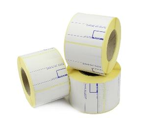 CAS compatable Scale Labels 58mm x 60mm (10 Rolls - 5,000 Labels)