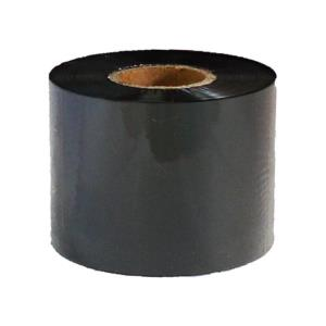 40mm x 450m, Black Wax Resin, Thermal Transfer printer ribbons. (6 Ribbons)