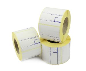 CAS compatable Scale Labels 58mm x 60mm (20 Rolls - 10,000 Labels)