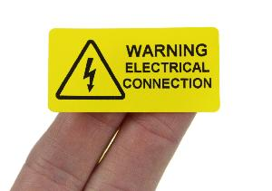 General Electrical Labels