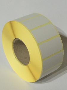 40 x 20mm Direct Thermal Labels - Economy