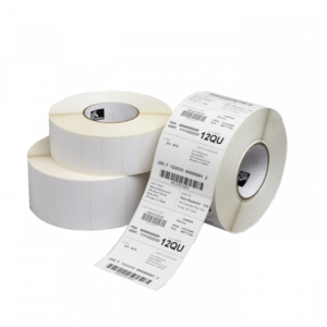 800262-125 - Zebra 57 x 32mm Z-Select 2000D Direct Thermal Paper Labels