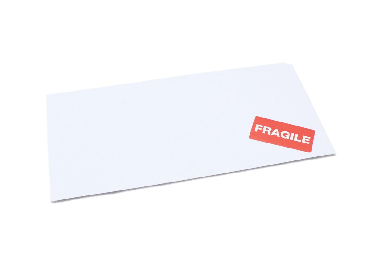 Fragile Label 50 X 25mm Cdm Labels