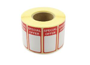 Special Offer - Labels - 50 x 25mm
