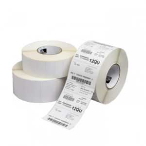3003075 - Zebra 76.2 x 44.45mm Z-Select 2000D Direct Thermal Paper Labels