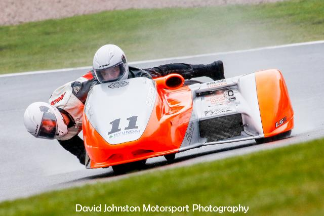 CDM Labels Sponsor F1 Sidecar Racing Team - G-Force Racing